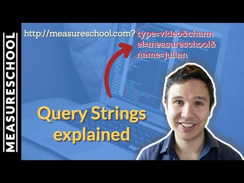 Query Strings and Parameters explained - Marketers Tech Knowledge