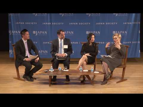 U.S.-Japan-China Trilateral Economic Relations under the Tru