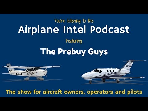 Airplane Intel Podcast Episode 001 - The Introduction