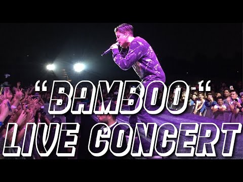 BamBoo Live Concert in DOHA 2018