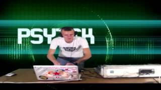 BassTv Live — Эфир № 22 - Psytek