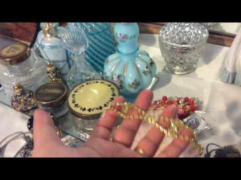 Large Vintage Jewelry Haul + Update/Announcement!!!