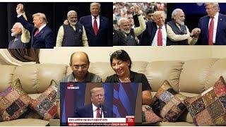 Trump Best Speech EVER!! |President Trump Hosts PM Modi At Howdy Modi | India-US History In Making!!