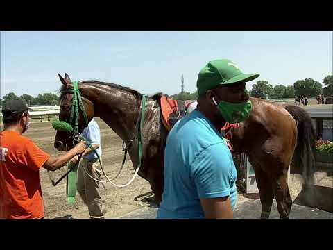 video thumbnail for MONMOUTH PARK 07-05-20 RACE 4