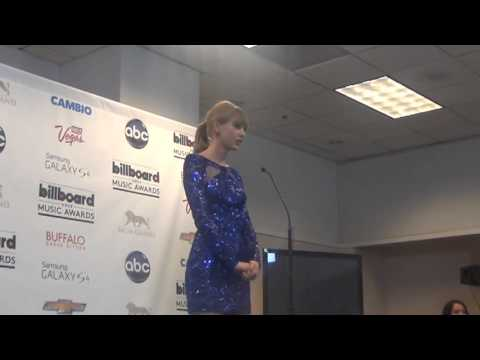 2013 Billboard Music Awards Show Vegas Celine Dion & Taylor Swift