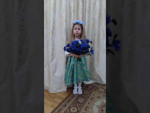 Изображение предпросмотра прочтения – КсенияВасильева читает произведение «Была репа важная» (Русский фольклор )