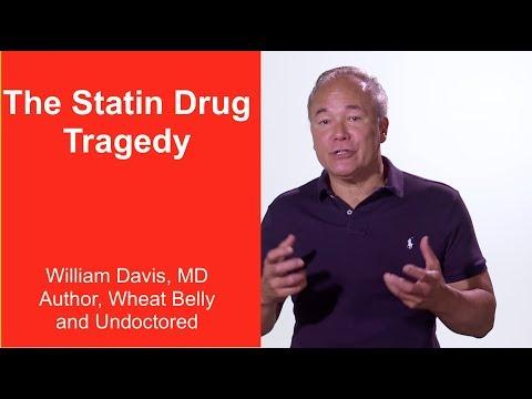 The Statin Drug Tragedy