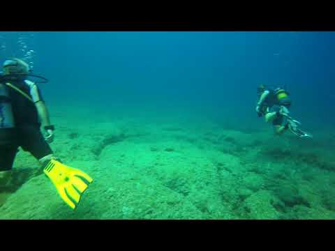 Dive at Altantis, North Cyprus (with Cyprus Underwater Explorers)