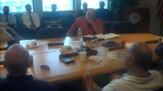 HOT!! Dr. Larry Gould Hammers Airport Director Williams/Ingold Calls Benesch On Lifeline!!