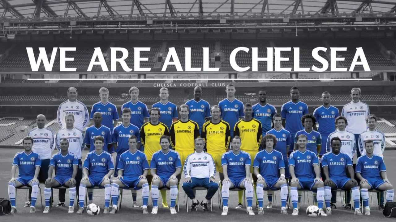 Happy New Year from Chelsea FC