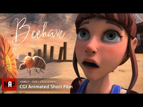 BEEHAVE ** CGI 3d Animated Short Film by Objectif 3d Team [PG13+] from YouTube · Duration:  3 minutes 24 seconds
