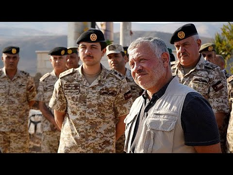 عاهل الأردن يزور الباقورة بعد يوم واحد على انتهاء عقد استئجارها لإسرائيل…  - نشر قبل 4 ساعة