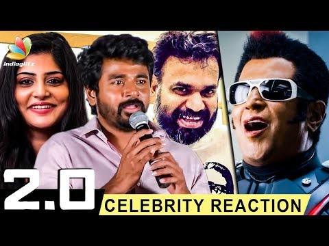 Mindblowing ! : Sivakarthikeyan & Premji Reacts to 2.0 | Sup