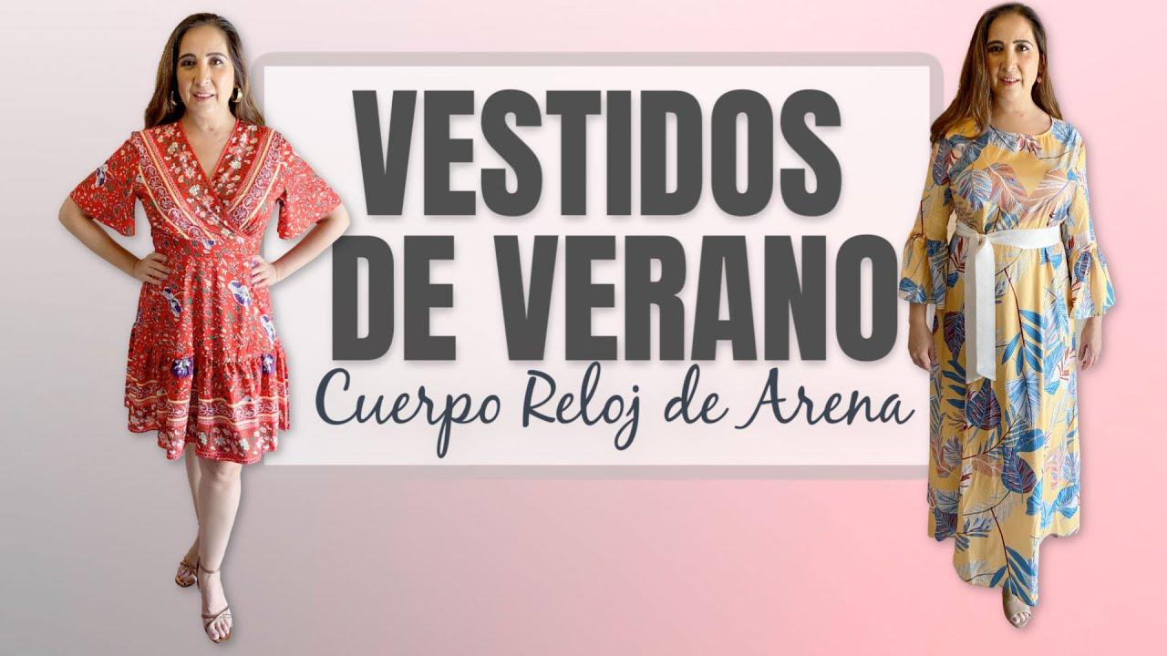 Vestidos Cuerpo Reloj de Arena 👗 | 40 AÑOS Y MAS