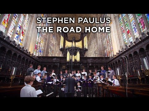 Stephen Paulus: The Road Home (King
