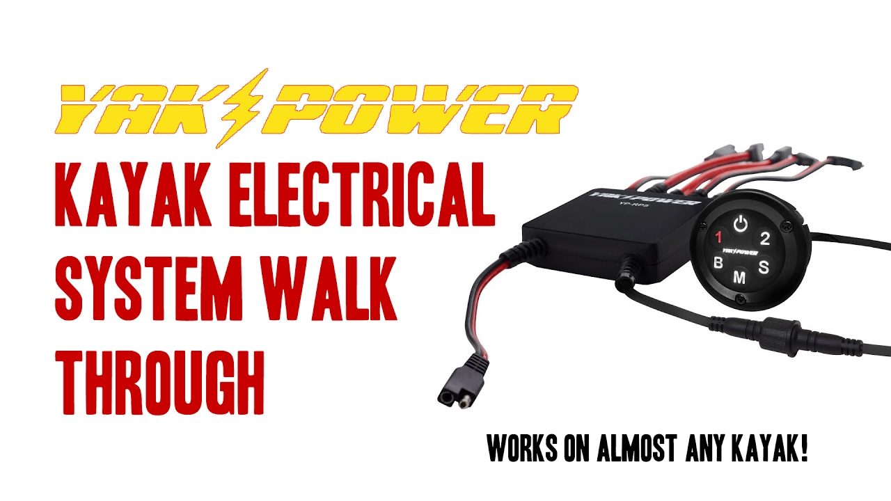 Yak Power Plug And Play Electrical System Walk Through Youtube 12 Volt Conversion Wiring Diagram Problems