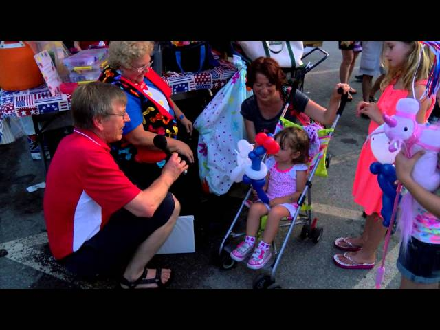 2014 Chelmsford Parade: The Parade Committee Interview