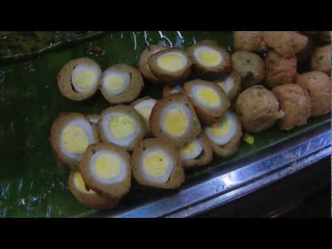 ONE MINUTE NIGHT MARKET SURAT THANI - Mini Travel Guide