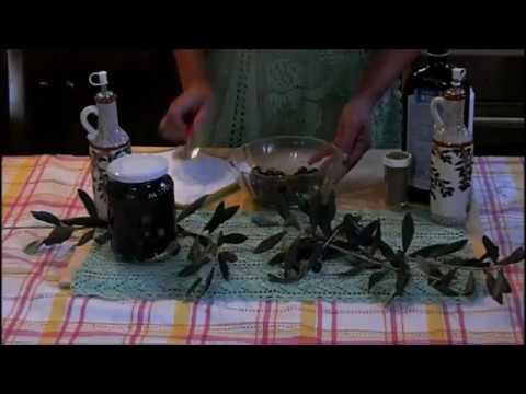 Come mangiare le olive appena raccolte youtube - Cucinare olive appena raccolte ...