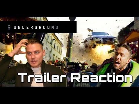 6 Underground Trailer (2) Reaction