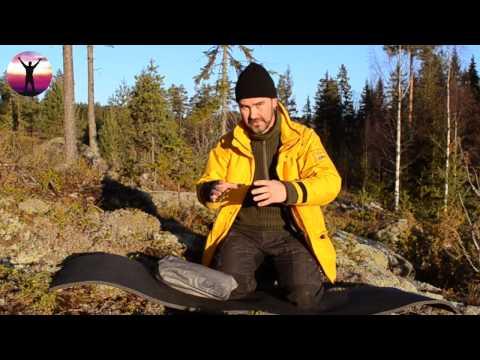 Sven-Alex Trygg - Smiling Warrior - Vinterutrusta ditt liggunderlag för 30 kr!