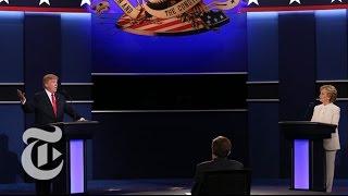 ختام مناظرات الرئاسة الأمريكية: كلينتون تتفوّق وترامب في مأزق