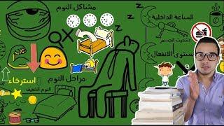 حل مشكلة النوم - كتاب كريس وينتر