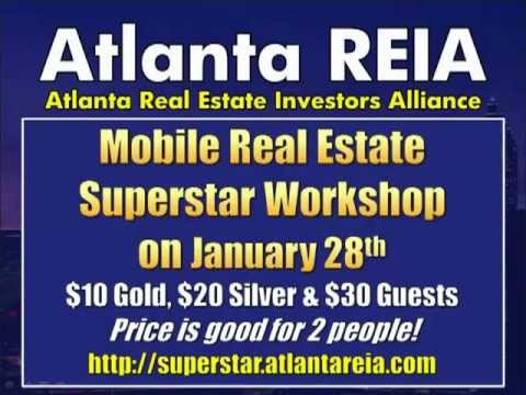 """""""Turning Trash Real Estate Leads into Cash Flowing Deeds"""" with Don DeRosa & Atlanta REIA"""