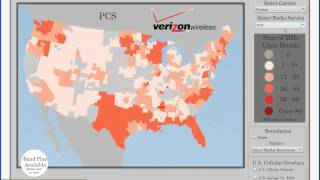 Commercial Mobile Radio Service Wireless Spectrum Map(The commercial wireless industry is rapidly changing. Wireless operators must plan for future technologies before the previous ones are even implemented., 2012-07-12T19:53:54.000Z)