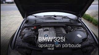 BMW 325i, 2006. gads, no Vācijas privātpersonas