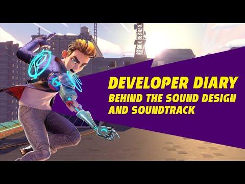 Knockout City: diseño de sonido y banda sonora