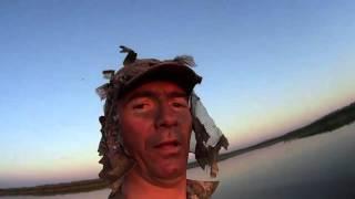 Охота на уток в Казахстане видео