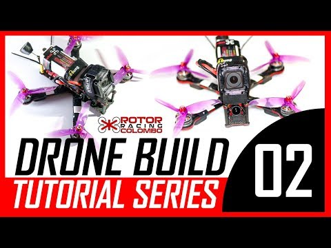 How To Build A Racing / Freestyle Drone - Part 02 (Motors & ESC)
