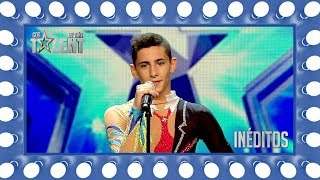 Iván lucha para que más chicos hagan gimnasia rítmica | Inéditos | Got Talent España 2018