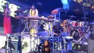 信樂團 情殤 @ 十周年北京工體演唱會 28.10.2011