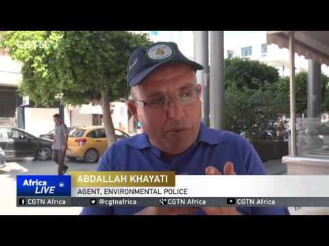 Saving the Environment: Tunisia launches a green police unit to combat waste