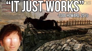 Multiplayer Skyrim is Finally Here, and it's Genuinely Incredible thumbnail