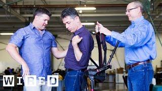 Exoskeletons Will Make Work Weightless