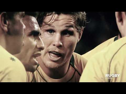 RWC2019 Wallabies hype