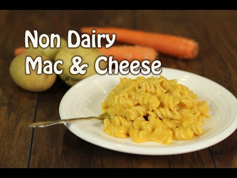 Non Dairy Gluten Free Mac & Cheese | Rockin Robin Cooks