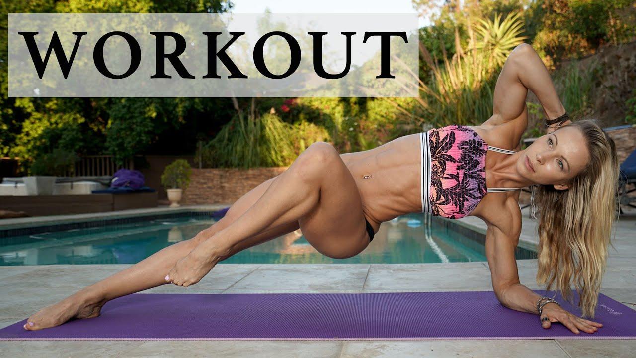 Amusing piece bikini work out video regret