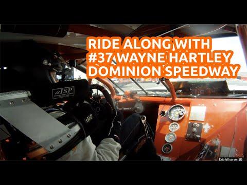 Dominion Speedway - Wayne Hartley - June 17, 2017