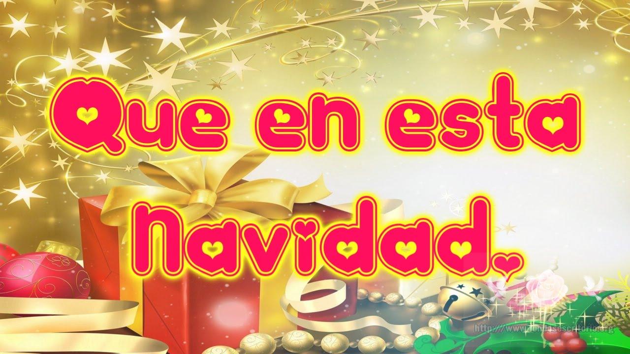 Frases Para Felecitar La Navidad.Que En Esta Navidad Mensajes Para Tarjetas De Navidad Frases Bonitas Para Saludo Navideno