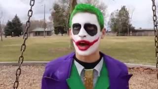 Frozen Elsa Vs Captain America Vs Spidergirl Vs Joker Spiderman - Real Life Superhero Movie
