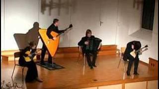A. Piazzolla - Meditango - Scherzo Quartet