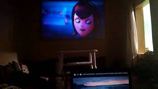 New mix silver screen ,,,,projector s320 led