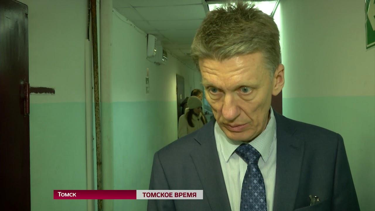 Впервые за 84 года начался ремонт первой пятиэтажки в Томске