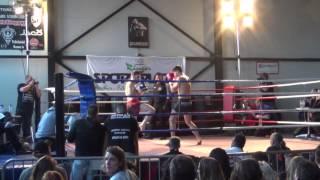 Ali Akpinar vs. Charly Schollers  [Ringer Rage VI  Dortrecht]