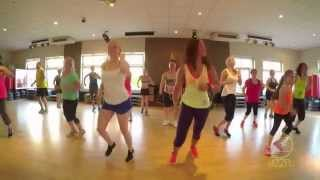 Gente De Zona Ft. Pitbull - Yo Quiero ZUMBA® FITNESS