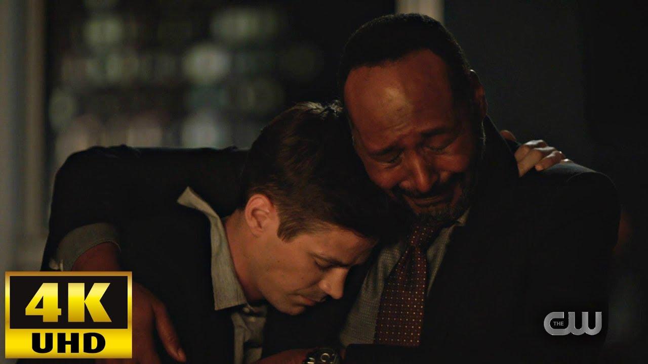 Download The Flash 6x04 Barry and Joe emotional scene [4K Ultra HD]